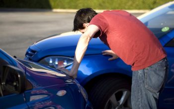 Civil Case for an Auto Accident
