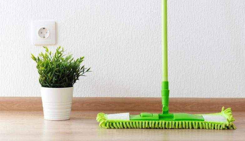 The Great Convenient Spinning Mop