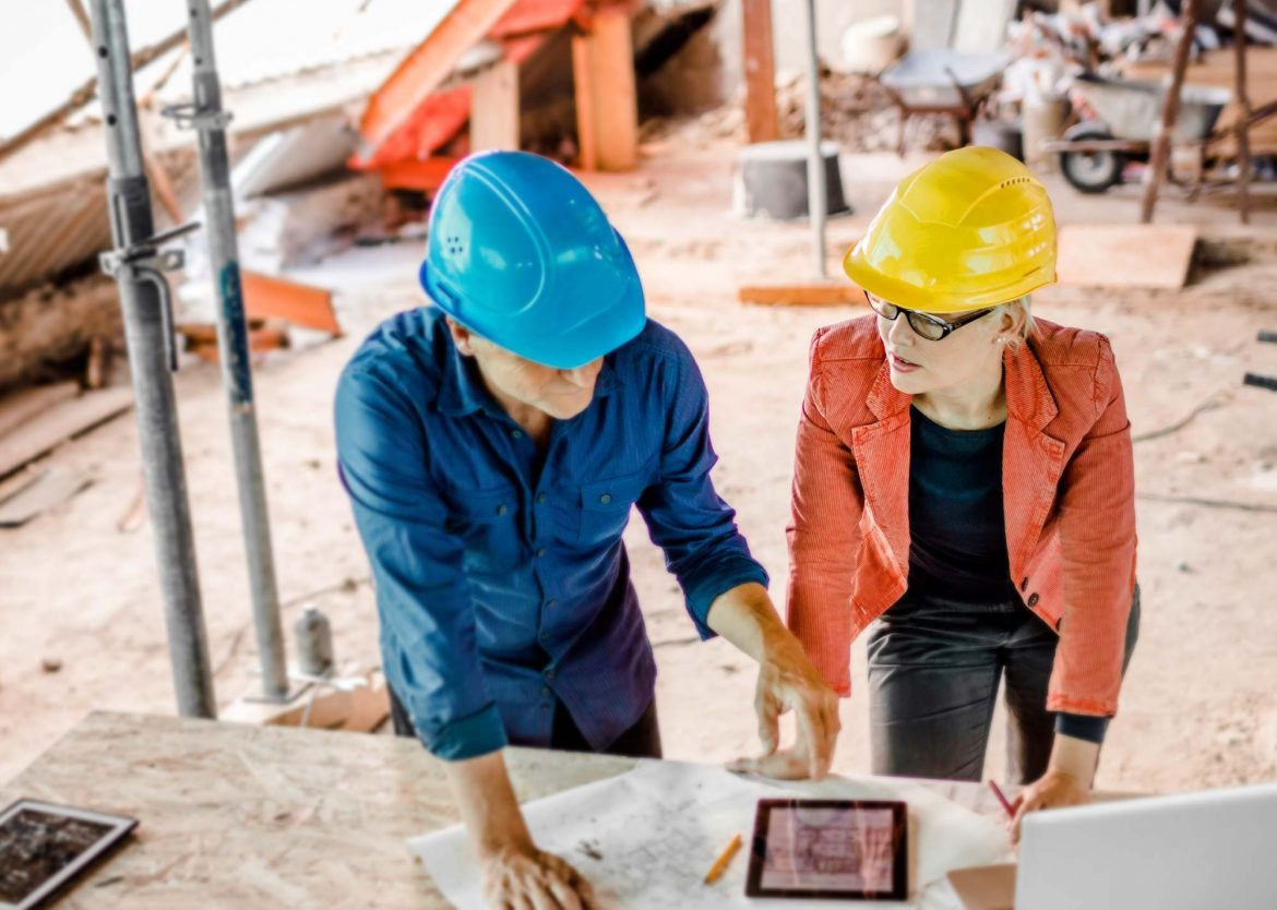 Why should you work in the construction field?