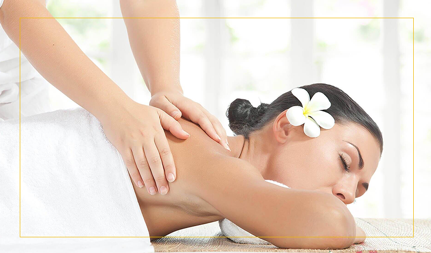 A Healing Massage For Your Severe Body Pain